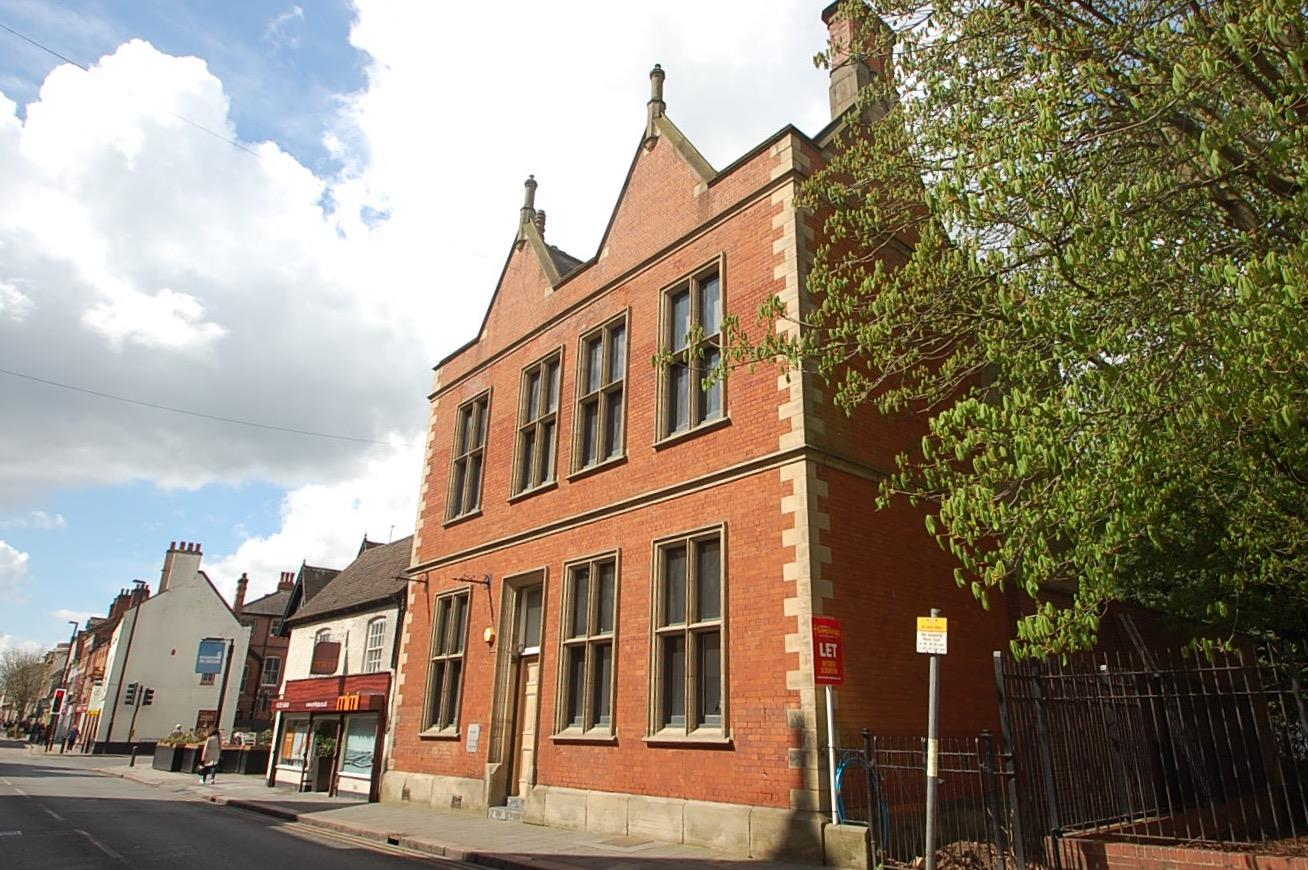 1 Bedroom Property for sale in High Street, Burton-On-Trent
